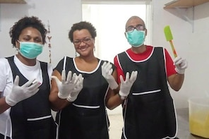 Soapmaking class