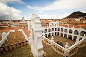 Private Half Day Tour: Sucre Walking Tour with Hotel Pick up