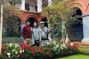 Sucre City Tour With Visit to Cretaceous Park