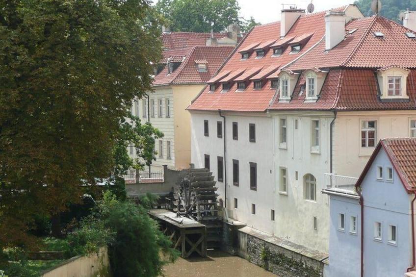 Kampa Prague