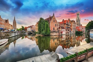 Bruges and Ghent. Our fairytale cities
