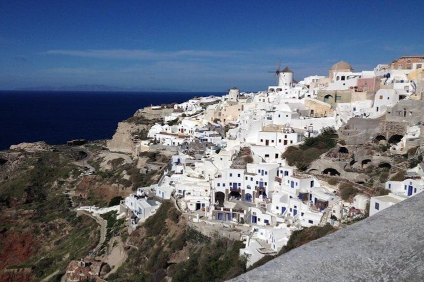 Santorini Full-Day Sightseeing Tour