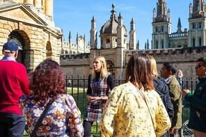 Oxford University Walking Tour With University Alumni Guide