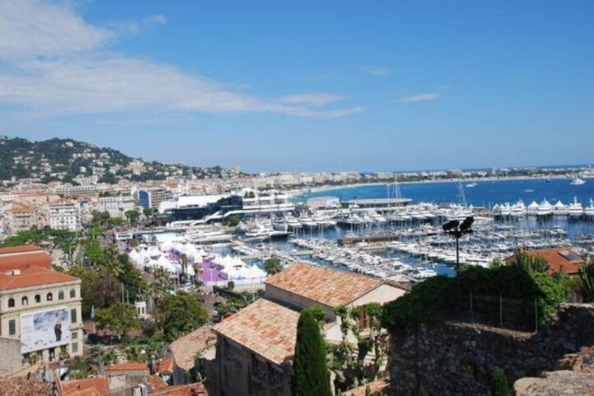 French Riviera Cannes to Monte-Carlo Discovery Small Group Day Trip from Nice