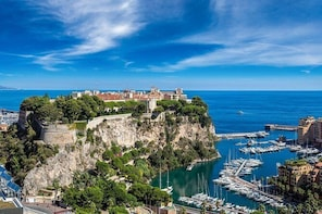 Monaco and Eze Small-Group Day Trip with Perfumery Visit from Nice