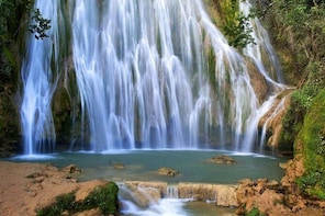 El Limon Waterfall & Cayo Leventado Tour