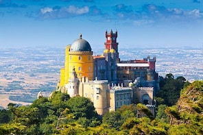 Sintra, Cascais and Estoril Private Full Day Sightseeing Tour from Lisbon