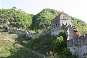 Private Dandong City Day Tour:Hushan Great Wall,Yalu River Broken Bridge,Bo...