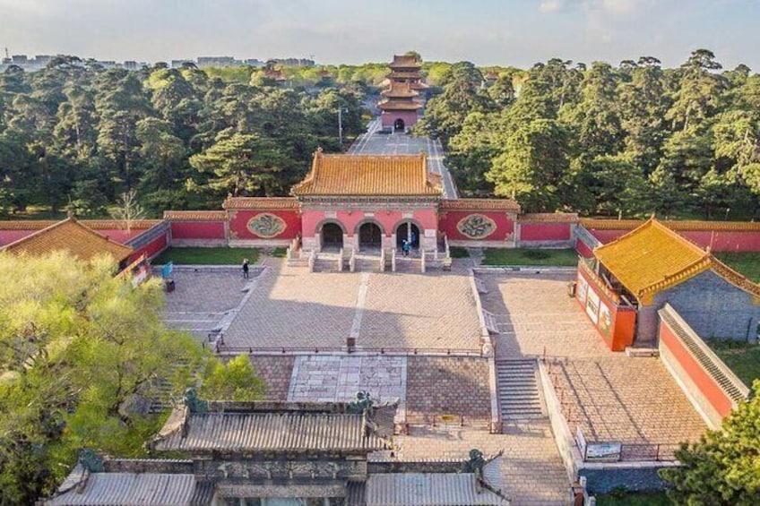 Show item 2 of 6. Zhaoling Mausoleum
