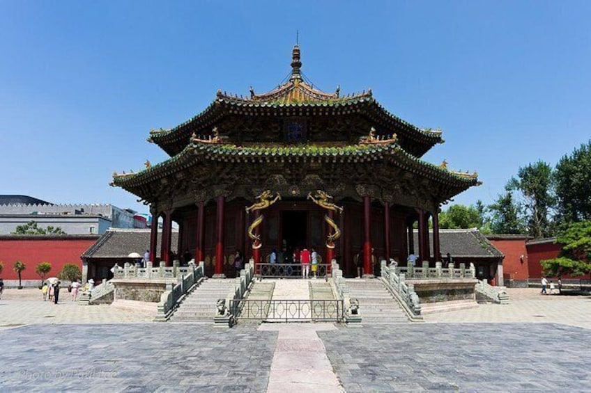 Show item 1 of 6. Private Day Tour to Shenyang Imperial Palace, Zhaoling Mausoleum and Fuling Tomb