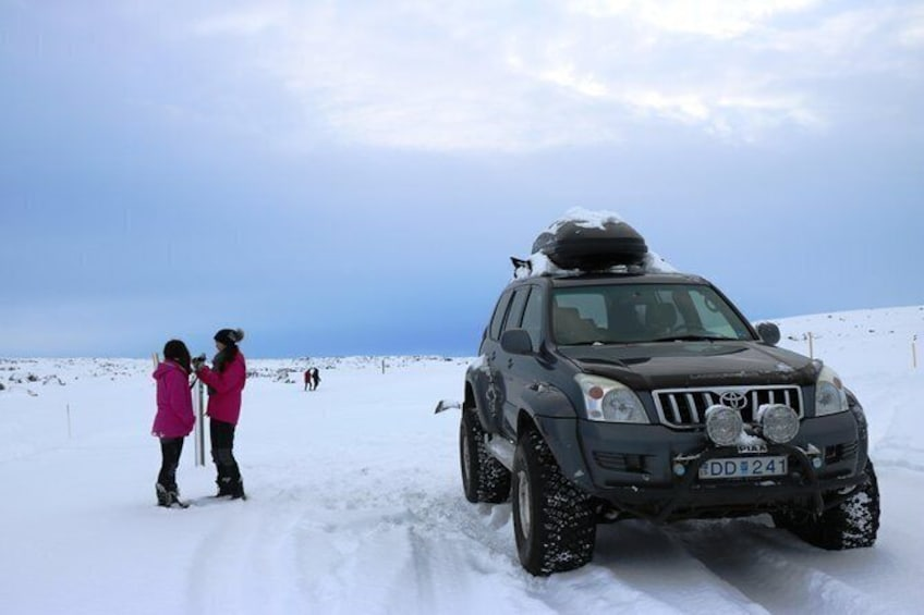 Day Trip to Lake Mývatn and Powerful Dettifoss from Akureyri (max 6 in jeep)