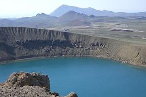 Diamond Circle, Waterfalls and Amazing Landscapes from Akureyri
