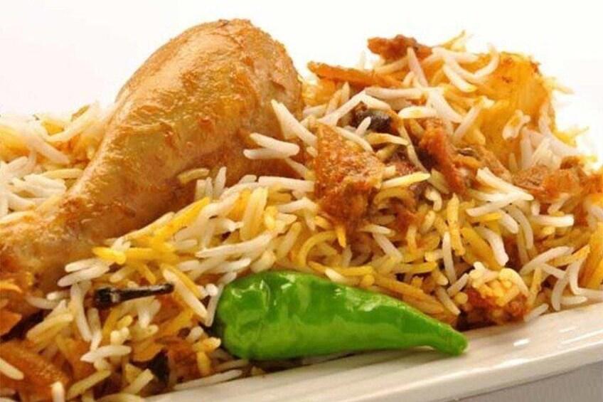 Chicken Pullao (Biryani)