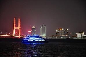 Nanchang Night River Cruise Tour With Shengjin Tower Food Street Tasting Ex...