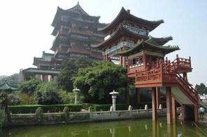Private Nanchang Day Tour: Tengwang Pavilion, Bayi Square and Shenjing Towe...