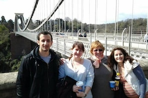 Bristol private walking tour with a local guide