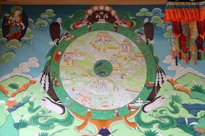Overnight Trip to Rebgong: Exploring Tibetan Thangka Arts