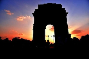 Evening Delhi City Tour - 4 Hours with transfers