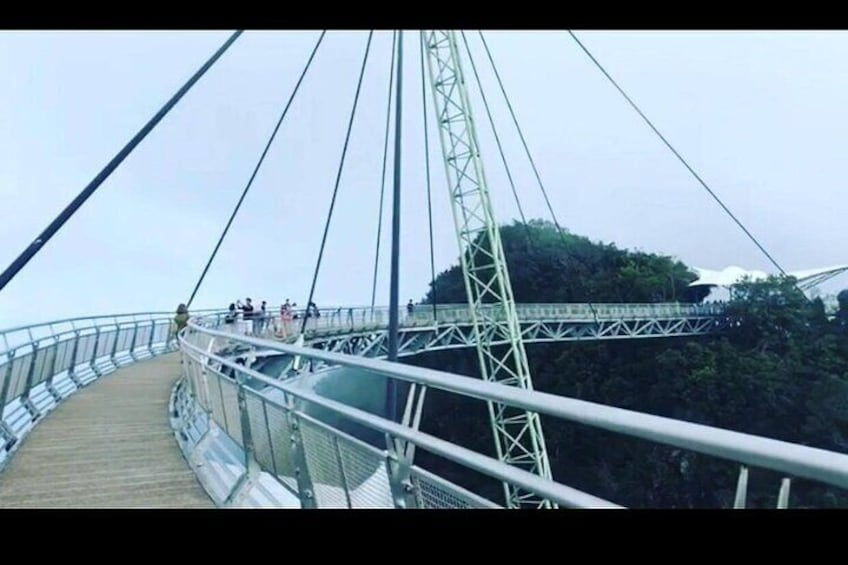 Private Tour in Langkawi with SkyBridge and Langkawi Cable Car