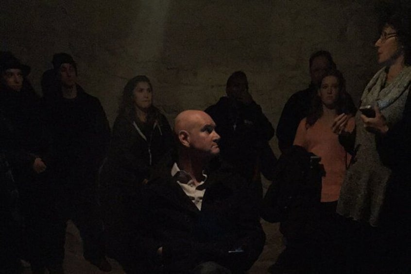 Show item 2 of 4. Night Ghost Tour of Pythian Castle in Springfield Missouri