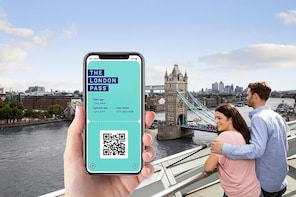 London Pass Including Hop-On Hop-Off Bus Tour and Access to Over 80 Attract...