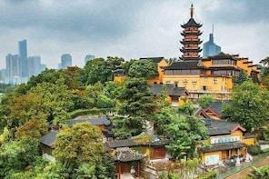 4-Hour Nanjing Private Tour: Nanjing Jiming Temple, Ming City Wall, Xuanwu ...