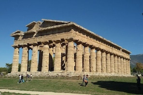 The ruins of Paestum private tour: best preserved temples in the world (Une...