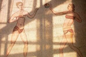 Roman Villa del Casale guide (Piazza Armerina): truly fabulous mosaics in S...