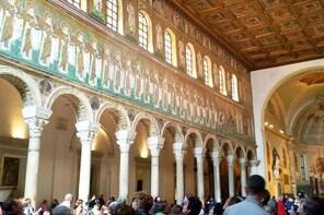 Ravenna walking tour: stunning byzantine mosaics (Unesco)