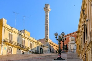 Brindisi 2-hour private tour: the most important Roman Empire port