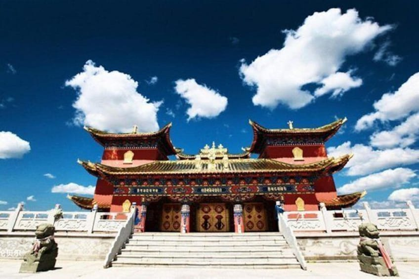 Show item 1 of 2. Shenyang City Historical Highlight Private Day Tour