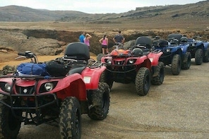 Quad bike Off-Road Tour and Natural Pool Snorkelling