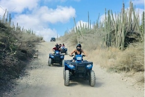 ATV Off-Road Tour and Cave Pool Snorkeling