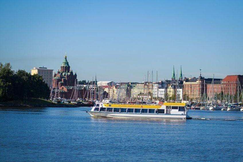 Beautiful Helsinki archipelago