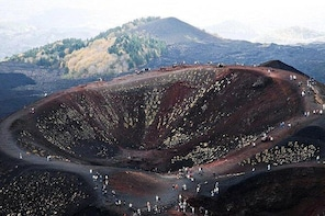 Private Tour of Etna Volcano with optional Food and Wine Tasting at Etna Wi...