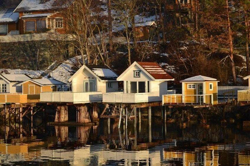 Oslo Fjord Sightseeing all year
