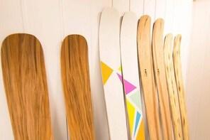 Ski Building Multi-Day Workshop in Tromso