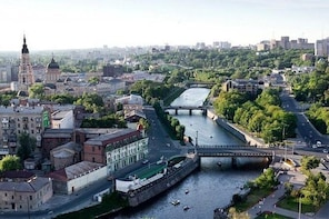 Highlights of Kharkiv Private Sightseeing Tour