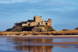Bamburgh Castle Entrance Ticket