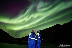 Tromso: Private Aurora Chase by Minivan