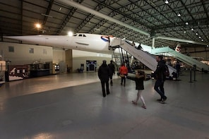 National Museum of Flight Admission Ticket