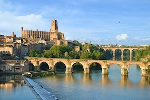 Day Trip to Albi, UNESCO Cathedral and Mediaeval Village from Toulouse
