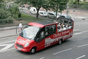 Toulouse Sightseeing Bus Tour