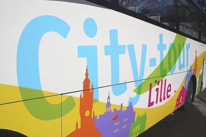 Show item 5 of 6. Lille City Sightseeing Tour