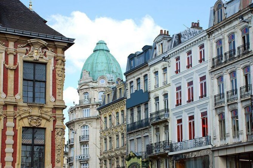 Show item 1 of 6. Lille City Sightseeing Tour