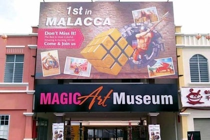 Malacca Magic Art Museum Admission Ticket