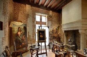 Admission Ticket to Chateau du Clos Lucé and Leonardo da Vinci Park