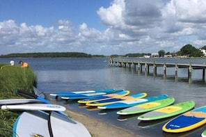 2-Hour Paddleboard Rental in Rehoboth Bay