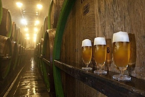 Pilsen Highlights Small-Group Tour and Pilsner Brewery Tour including Lunch...
