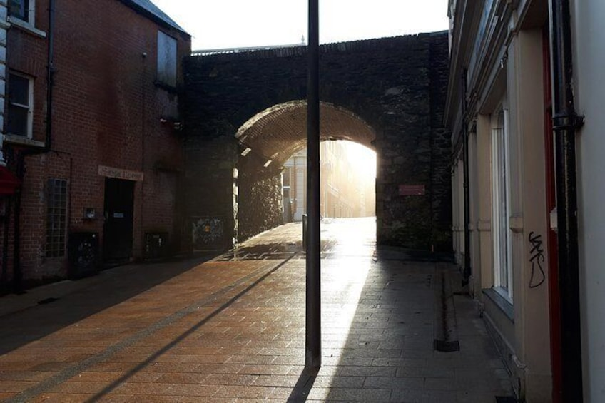 Show item 4 of 7. Derry Walls Private Walking Tour